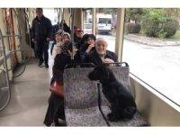 """Eskişehir'in """"Tramvay çocuğu"""" kayıp"""