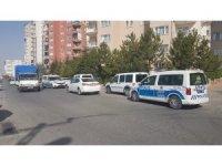 Kayseri'de intihar girişimi; kafasına silahla ateş etti