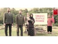 Fatsa Belediyesi'nden 29 Ekim'e klipli kutlama