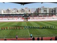 TFF 2. Lig: Vanspor FK: 1 - Bodrumspor: 1