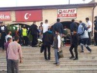 Malatya'da 7 kişinin yaralandığı kavganın görüntüleri ortaya çıktı
