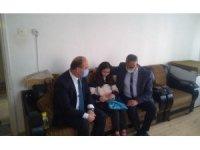 İl Başkanı Ahlatcı'dan yardım kampanyasına destek