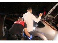 Adana'da hava destekli 2 bin 20 polisle huzur uygulaması