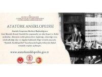 Atatürk Ansiklopedisi dijital ortamda erişime açıldı