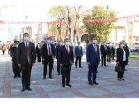 Karaman'da 29 Ekim Cumhuriyet Bayramı kutlandı