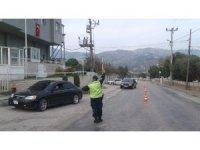 Emniyet kemeri takmayan sürücülere 89 bin TL ceza