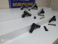 Sosyal medya üzerinden silah ticareti yapan şahıs yakalandı