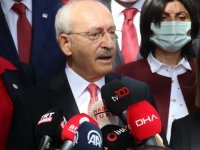 CHP lideri Kılıçdaroğlu'ndan Cumhurbaşkanı Erdoğan'a yanıt