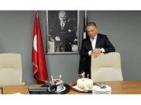 Ahmet Nur Çebi'nin doğum günü kutandı