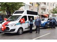 Manisa sokaklarında 29 Ekim coşkusu