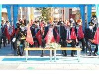 Akşehir'de Cumhuriyet Bayramı kutlaması
