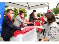 Altınordu Belediyesi, Cumhuriyet Bayramı'nda vatandaşları unutmadı