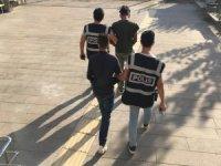 Kuru incir hırsızları tutuklandı
