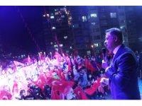 Atakum'da Cumhuriyet coşkusu