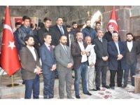 Bitlis'ten Macron'a tepki