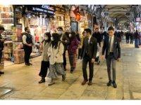 Kapalıçarşı'da yıl sonu ziyaretçi sayısı beklentisi; 60 milyon