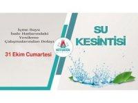 Nevşehir'de 31 Ekim Cumartesi günü il genelinde su kesintisi yaşanacak