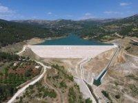 Burdur'da, 2020 yılında 210 bin 672 dekar tarım arazisi sulandı