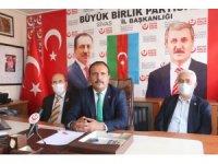 BBP Sivas il başkanlığından Azerbaycan'a destek