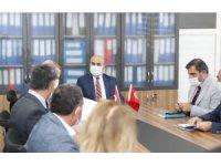 MARSU haftalık değerlendirme toplantısı yapıldı