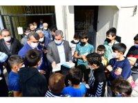 Başkan Çınar, Kiltepe Yeni Cami'de vatandaşlarla bir araya geldi
