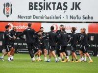 Beşiktaş, Malatyaspor maçı hazırlıklarını devam ettirdi