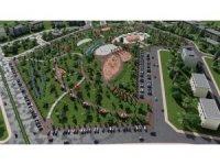 Yumurtatepe bölge parkı 2022'de hizmete açılacak