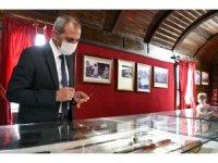 Tarsus'ta 'Atatürk Treni' müzeye dönüştürülerek halka açıldı