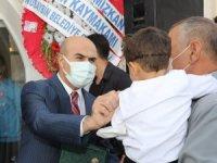 PKK'lı teröristlerin şehit ettiği Şivan Çetin'in ismi camiye verildi