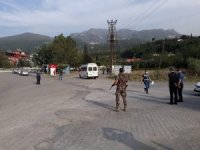 """Payas'ta 100 polis ile """"Huzur ve Güven"""" asayiş uygulaması"""