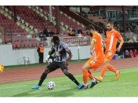 TFF. 1. Lig: Balıkesirspor: 0 - Adanaspor: 3