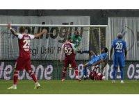 Süper Lig: Fatih Karagümrük: 3 - BB Erzurumspor: 0 (İlk yarı)