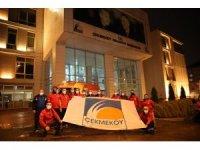 Çekmeköy Belediyesinden İzmir'e yardım eli