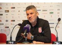 Balıkesirspor - Adanaspor maçın ardından