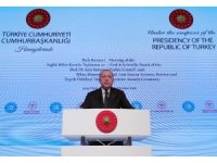 """Erdoğan: """"Salgın sürecinde dayanışma konusunda başta gelişmiş ülkeler olmak üzere dünya iyi bir sınav veremedi"""""""