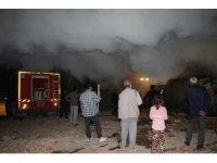 Elazığ'da aynı anda çıkan 2 farklı yangın söndürüldü