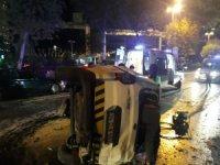 Şişli'de korkunç kaza: 4 yaralı