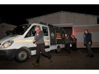 Osmangazi Belediyesi'nden İzmir'e arama kurtarma desteği