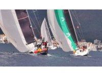 Marmaris Uluslararası yelken yarışları sona erdi