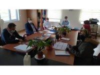DÖGEP toplantısı Anadolu İmam Hatip Lisesi'nin ev sahipliğinde yapıldı