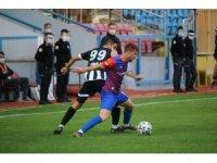 2. Lig: Kardemir Karabükspor: 0 - Etimesgut Belediyespor: 0