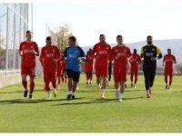 Sivasspor, Hatayspor maçının hazırlıklarını devam ettirdi