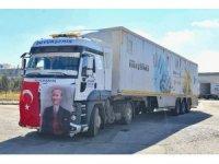 Ankara Büyükşehir'den İzmir'e yardım eli