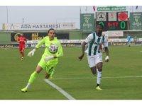 TFF 1. Lig: Giresunspor: 0 - Ümraniyespor: 1