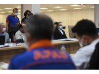 Diyanet İşleri Başkanı Erbaş, deprem bölgesinde