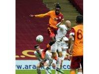 Galatasaray'dan üst üste ikinci galibiyet