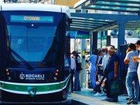 Kocaeli'de ulaşıma yüzde 16,7 zam