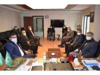 """Başkan Özkan Altun: """"Ziraat odası ile birlikte müşterek hareket ediyoruz"""""""