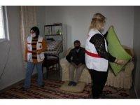 Yenişehir Belediyesi yardıma muhtaç aileleri unutmadı