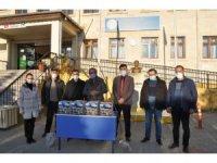 Uçhisar Belediye Başkanı Osman Süslü'den öğretmenlere 24 Kasım hediyesi